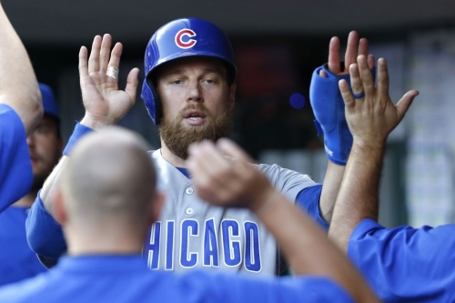 Stupid game is stupid, Cubs beat Reds 10-0