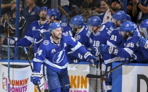 Lightning-Capitals: How Ryan Callahan and his linemates overwhelmed the Caps