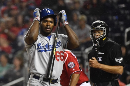 Sean Doolittle blows first save of season, Nationals drop 5-4 decision to Dodgers...