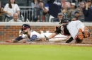 Video: Braves even series with 8-1 win over Marlins