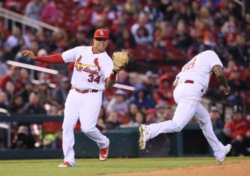 Cardinals notebook: Munoz performs well at shortstop