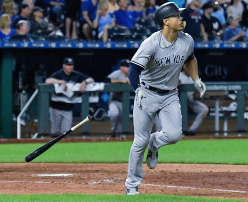Yankees' Murderers' Row 2.0 overwhelming, even while some slump