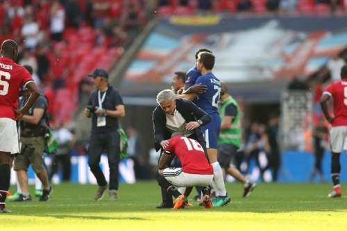 Two Manchester United players identify perfect response to FA Cup final defeat