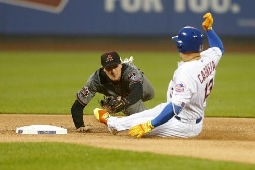 Mets 5, Diamondbacks 4: Royal Pain