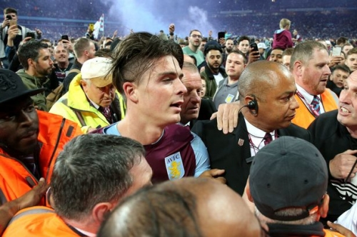 'You could die' Jack Grealish on his horror injury and how it sparked his Aston Villa coming of age