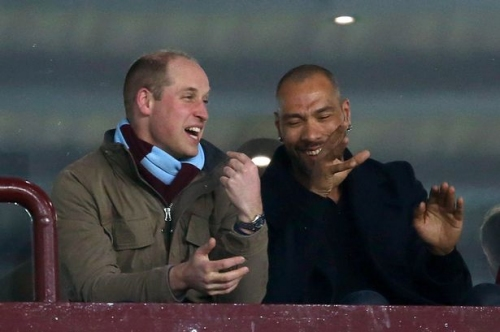 Aston Villa invite royal supporter Prince William to Wembley for play-off showdown