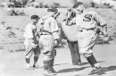 Hall of Famers Bob Feller and Joe DiMaggio created a rivalry for the ages