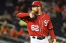 Nationals' closer Sean Doolittle talks first blown save of 2018 after 5-4 loss to Dodgers