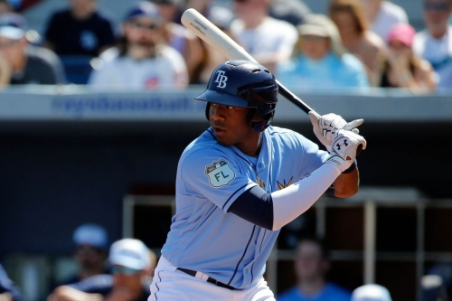 Rays prospects and minor leagues: Williams' big day lifts Bulls