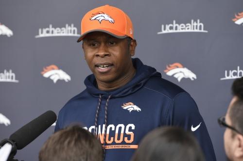 Broncos coach Vance Joseph discusses 4 hot topics heading into OTAs