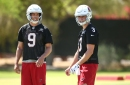 Bird Droppings: Arizona Cardinals finishing up mini-camp, Josh Rosen has to miss a day and more