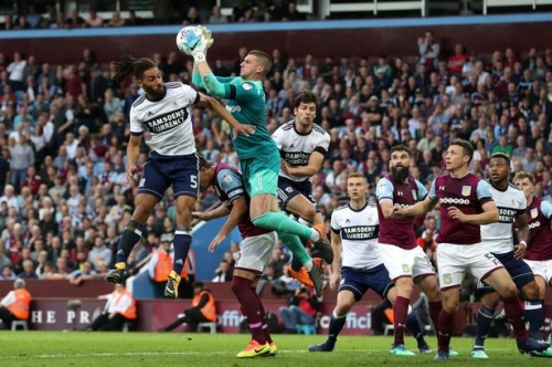 Aston Villa want Sam Johnstone permanently - but they could face this fresh competition