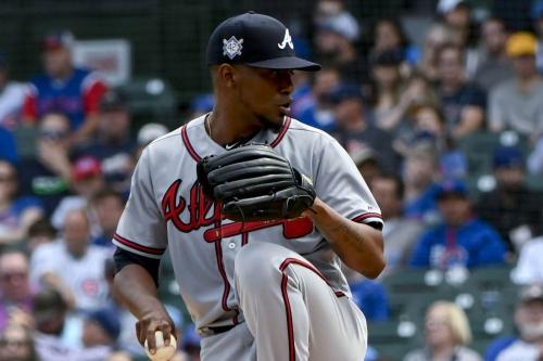 Braves look for another series win behind Julio Teheran