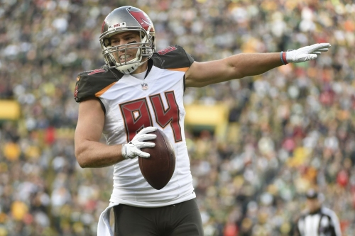 O.J. Howard and Cameron Brate will become the best tight end duo in 2018