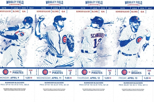 Ticket exchanges: June 5-10 homestand
