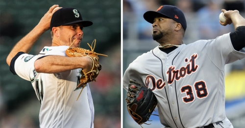Mariners vs. Tigers: Live updates as M's go for four-game series win over Detroit