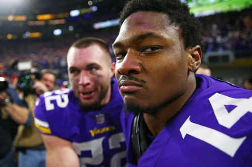 Stefon Diggs makes PFF Top 25 Under 25, Danielle Hunter does not