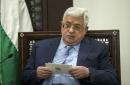 Hospitalizan al presidente palestino por fiebre