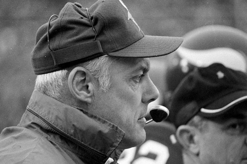 Richard Nixon may have helped talk Bud Grant into coming out of retirement
