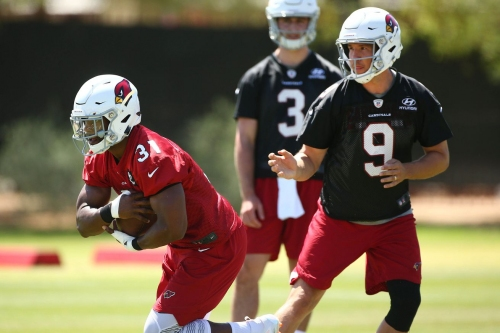 David Johnson is still one of the top fantasy choices in 2018