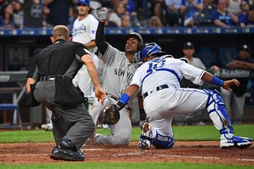 Sunday Thread: Yankees at Fighting Skoglunds