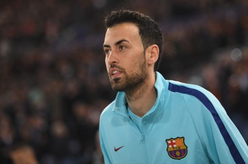Man City target Barcelona's Sergio Busquets and more transfer rumours