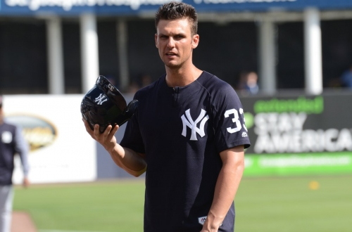 Greg Bird could return to Yankees this week