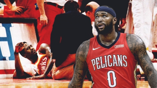 DeMarcus Cousins uses Dominique Wilkins as reminder to those doubting his post-surgery form
