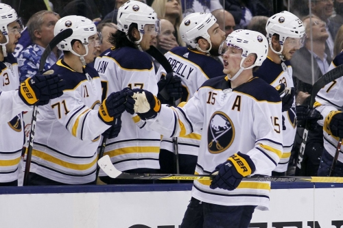 What makes Sabres fans want to come back?