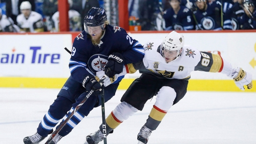 Stanley Cup Playoffs Live Tracker: Jets vs. Golden Knights