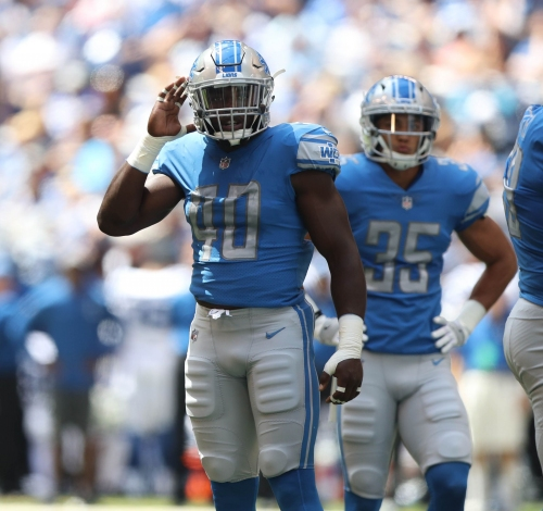 Detroit Lions open OTAs Monday; we'll be 'hunting the ball carrier'
