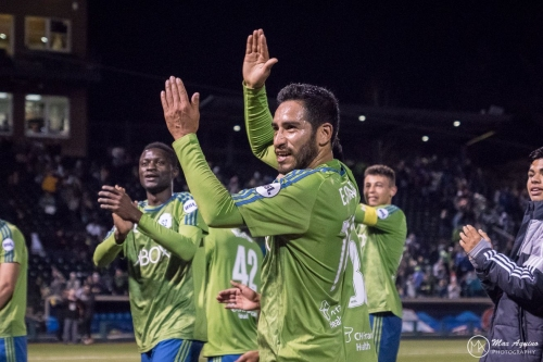 Sounders 2 steal road point in anemic affair