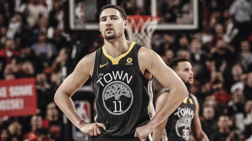 Warriors news: Klay Thompson guarantees he'll be better in Game 3