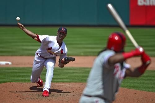 The end of a (Herr)era: Cardinals 5, Phillies 1