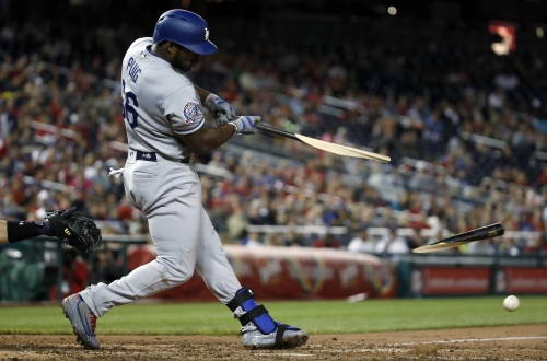 Dodgers complete sweep of Nationals, come home with four-game winning streak