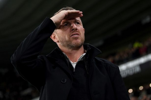 Gary Rowett now red hot favourite to become new Stoke City manager... and Derby fans accept it would be a good move for him