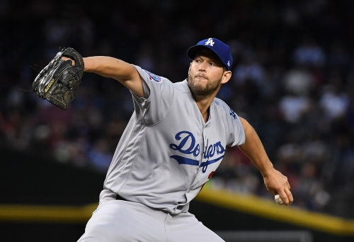Could Dodgers' Clayton Kershaw return next weekend? 'Anything is possible'