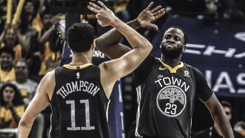 Warriors news: Draymond Green says Golden State best when it feels threatened