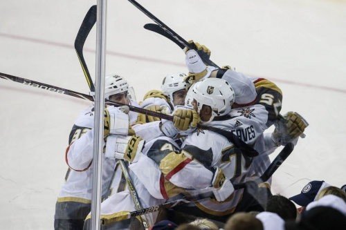 Golden Knights defeat Jets 2-1, advance to Stanley Cup Final