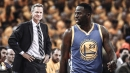 Warriors news: Draymond Green says he almost cussed out Steve Kerr