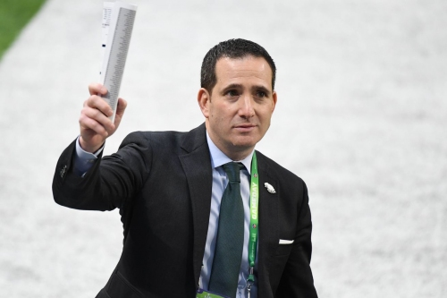 Howie Roseman explains how the Eagles use analytics, sports science, and more