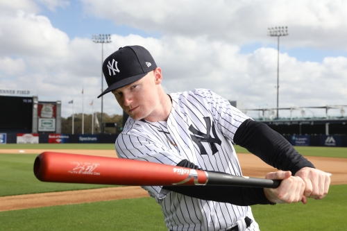 Clint Frazier sent back to minors by Yankees
