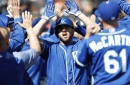 MLB trade rumors: Rival evaluators think Braves will pursue Mike Moustakas, per report