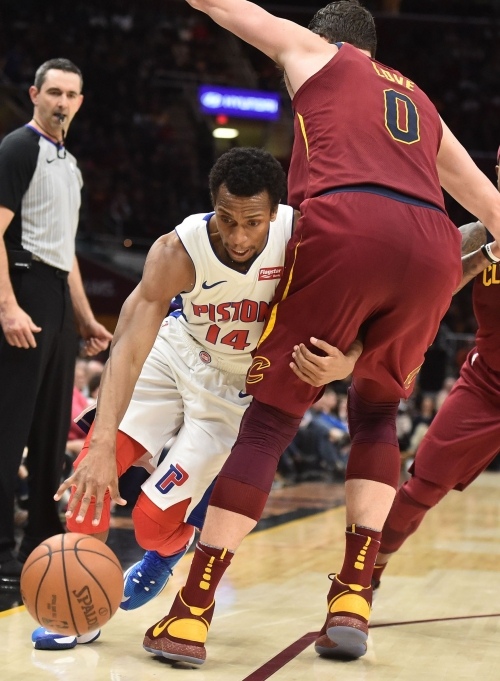 Detroit Pistons president inheriting 'special' roster, Ish Smith says