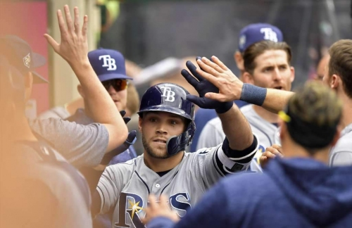 Romo not the reason, but Rays streak ends at 6 with 5-2 loss to Angels