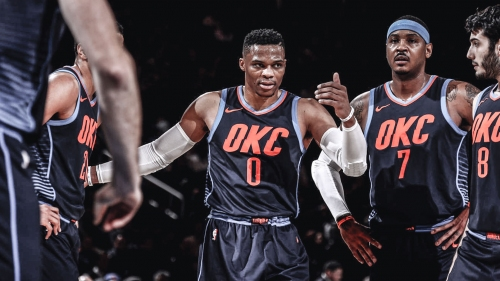 Thunder not interested in rebuilding anytime soon