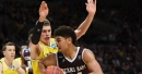 Report: Texas A&M's Tyler Davis to remain in NBA draft, hire agent