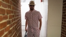 Red Sox Rock Their Best Beach Gear For Road Trip To Tampa Bay