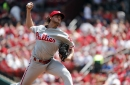 Nola, Herrera streaks end as Phillies fall to Cardinals