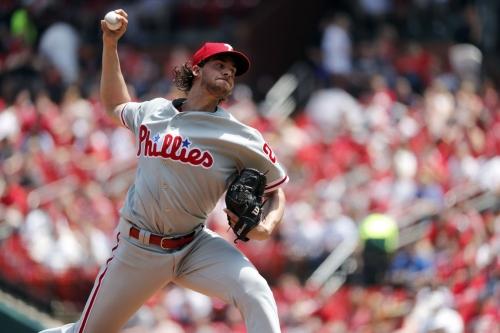 Nola, Herrera streaks end as Phillies fall to Cardinals